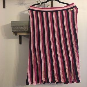 MICHAEL KORS Sparkly Pleated Skirt 💕👗